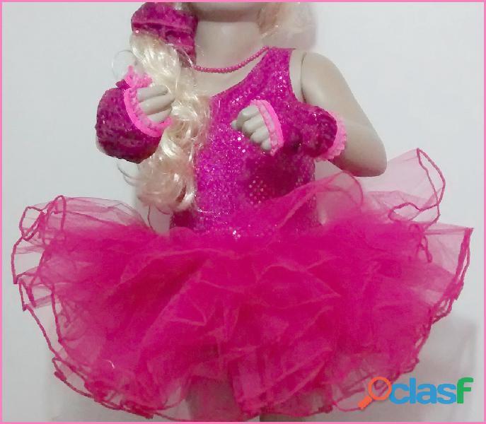 Venta de disfraces NUEVOS de bailarina para niñas de 3 4 años en itagui 1