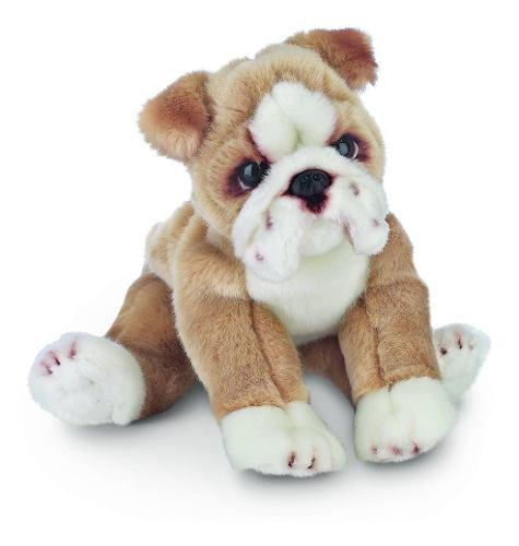 Bearington tug bulldog peluche de peluche animal puppy dog