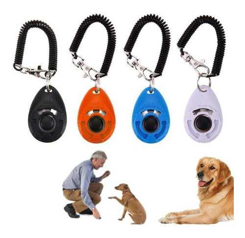 Clicker adiestramiento canino positivo perros cachorros