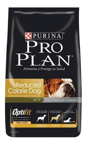 Concentrado Para Perro Reduce Calorie Pro Plan Adultos Todas