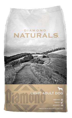 Diamond Lite Perros Light Obesidad Cordero Arroz 15lb