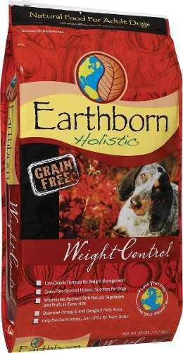 Earthborn Weight Control Holistico Perros Control Peso 12kg