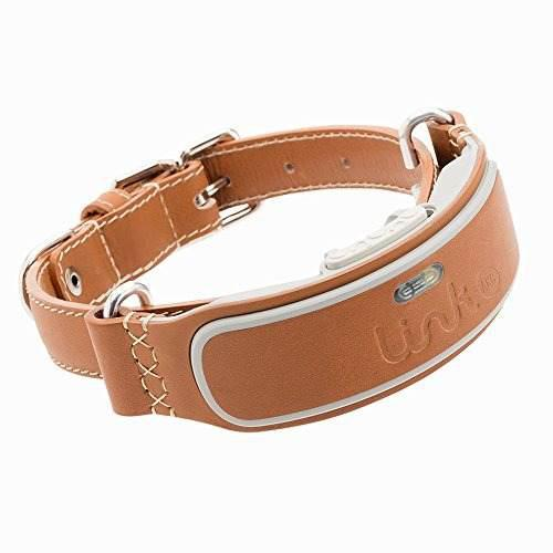 Enlace akc smart dog collar con gps tracker y activity monit