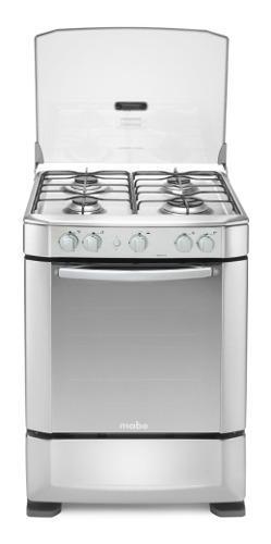 Estufa de piso mabe gas 24 horno tipo espej ingenious603cg1