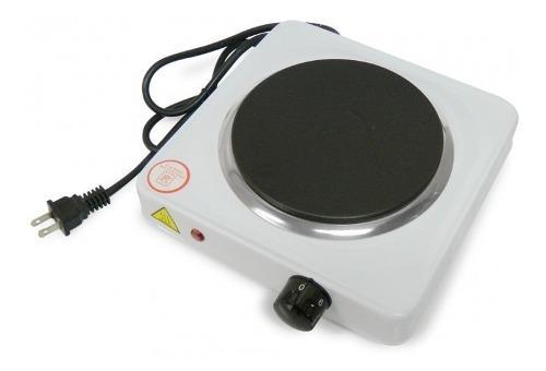 Estufa eléctrica portátil cocina un puesto