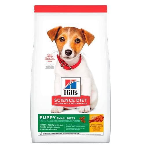 Hills Puppy Small Bites 15,5lb