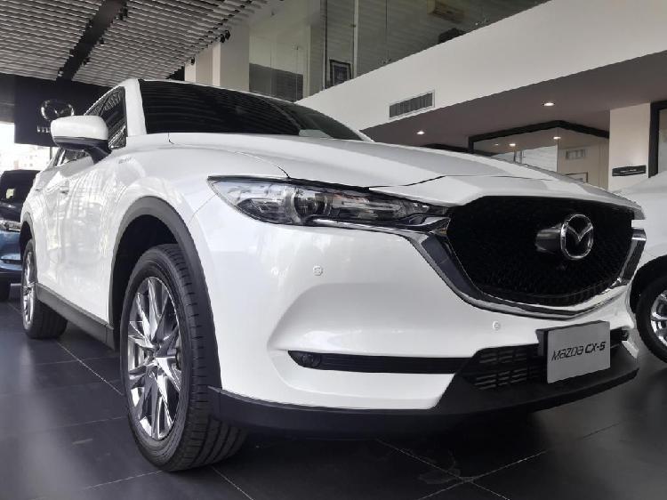 Mazda cx-5 2.5 turbo 4x4 at grand touring signature