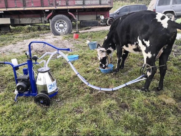 Maquinas de ordeño milky importadas