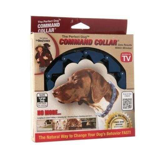 Perfecto de don sullivan perro comando collar entrenamiento