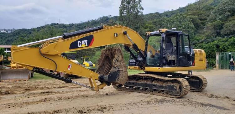 Retro caterpillar 320d