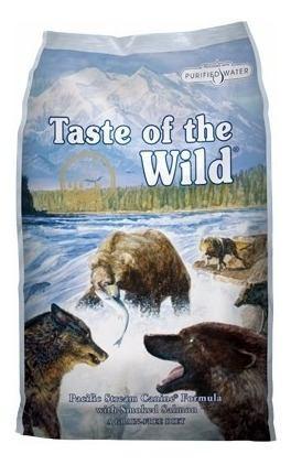 Taste Of The Wild Pacific Canine Salmon 28lb+ Pelota Maciza