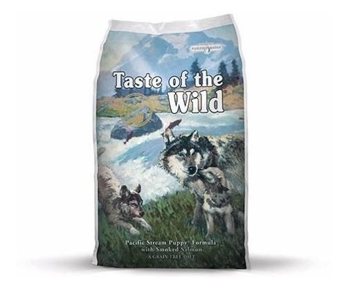 Taste Of The Wild Pacific Puppy (salmón) 28lb +env