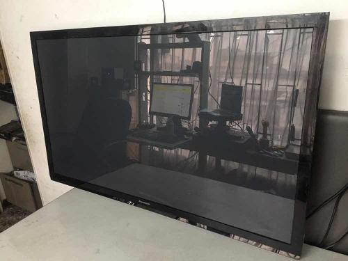 Tv panasonic plasma de 50 pantalla rota repuestos !leer!