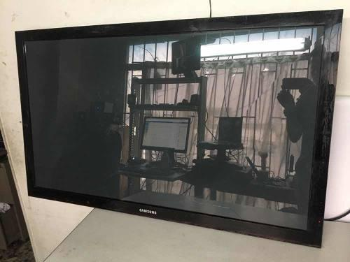 Tv samsung de 50 plasma pantalla rota repuestos leer