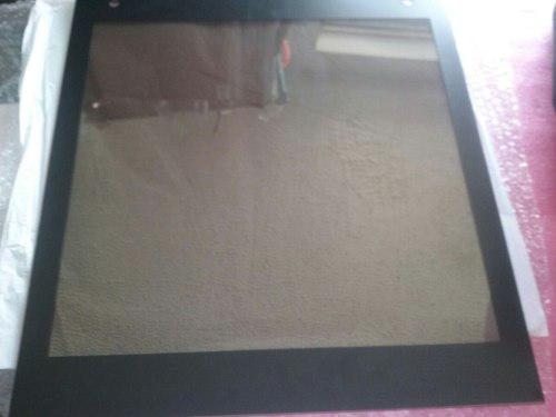 Vidrio puerta de horno estufa mabe mide 50.2 de ancho x46cm