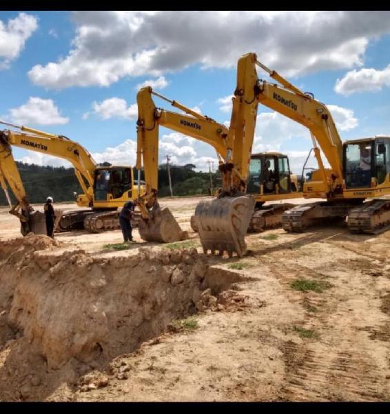 Demoliciones y movimientos de tierra