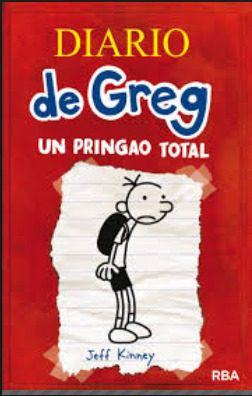 Diario de greg 1 un pringao libro de kinney