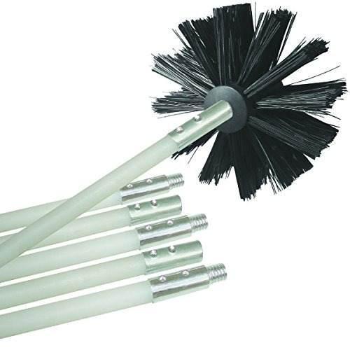 El kit de limpieza del conducto del secador deflecto,
