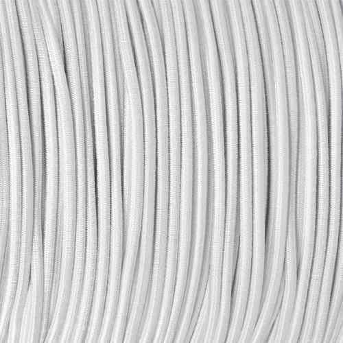 Gourd Elastic Cording 4mmx35 Ft Long White