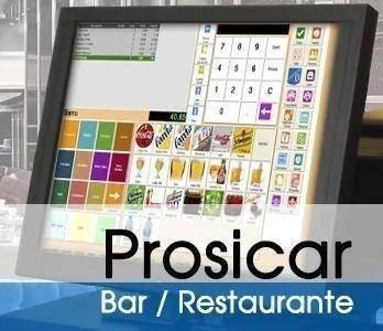 Prosicar administrativo facturacion bar restaurante ver. 5.1