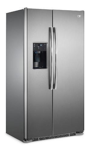 Refrigerador no frost 615 l inoxidable ge profile