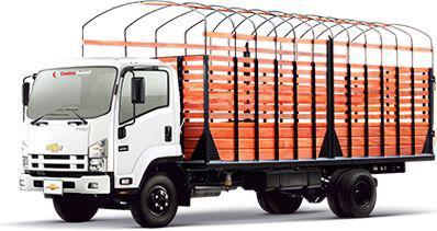 Se requiere camión turbo estacas min 34 mts3