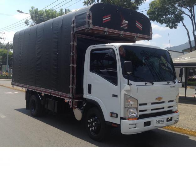 Servicio de transporte de carga nacional