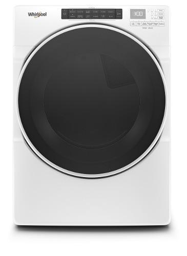 Secadora carga frontal eléctrica 20kgs blanca whirlpool