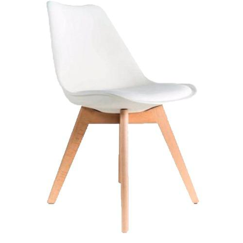 Silla milano tapizada, silla restaurante, envío gratis