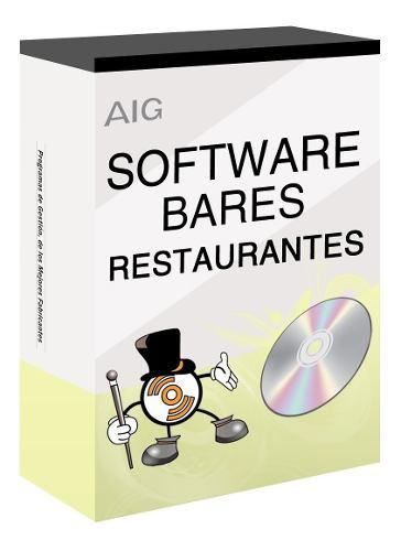 Software para gestión de restaurantes