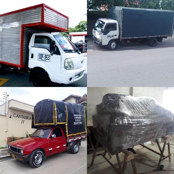 Transporte y mudanza eagle 3156171869