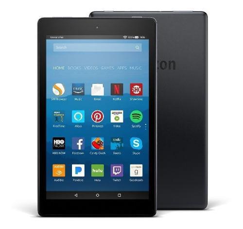 Tablet amazon kindle fire hd 8 32gb quadcore