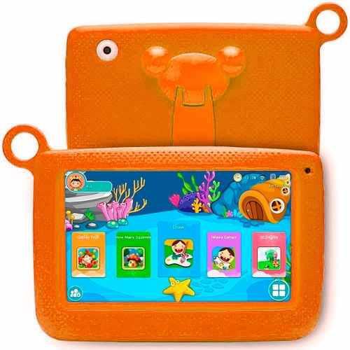 Tablet kids resistente para niños con wifi bluetooth ram