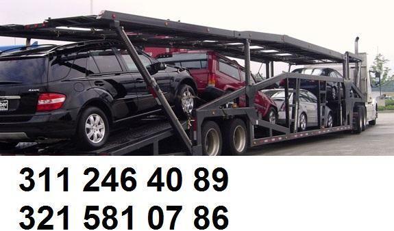 Vehiculos en niñeras