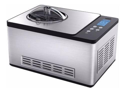Whynter icm-200ls maquina hacer helados automática 2 litros