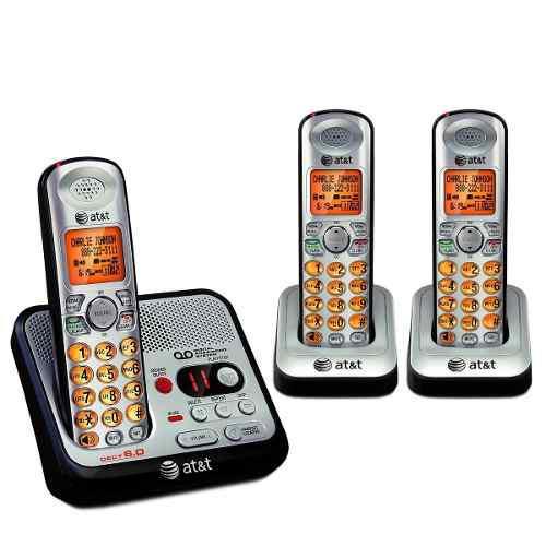 Auricular fijo fijo teléfono inalámbrico teléfono