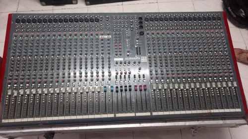 Consola / mixer / mezcladora allen & heath zed 436 + case