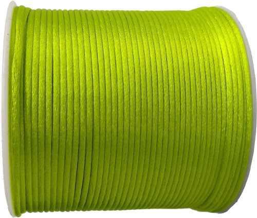 Cordón seda unicolor cola de rata 144 yd