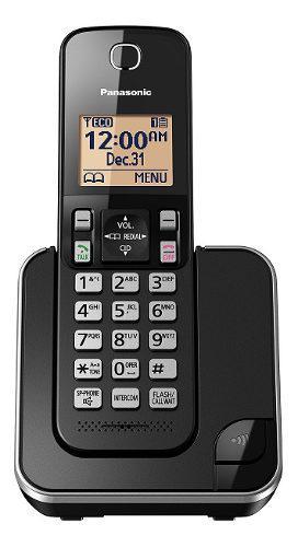 Telefono inalambrico panasonic identificador kx tgc350 origi