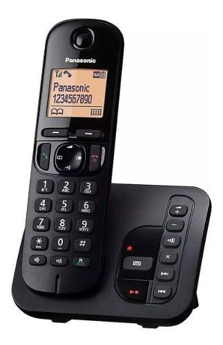 Teléfono inalambrico panasonic kx-tgc220 identificador