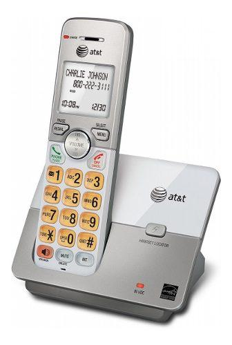 Teléfono inalámbrico at&t el51103 identificador altavoz