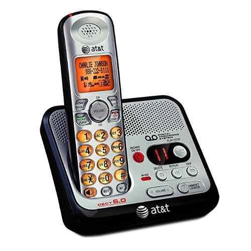 Teléfono inalámbrico con sistema de contestadora digital y