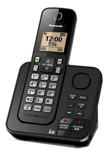 Teléfono inalámbrico panasonic contestador garantía