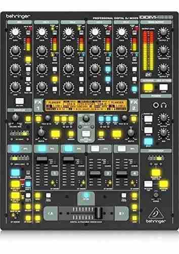 Digital pro mixer ddm4000 ultimate mezclador digital d...