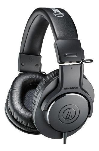 Auriculares profesionales de estudio audio-technica ath-m20x