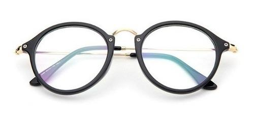B montura marco gafas lente formulado hombre mujer