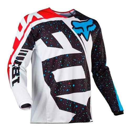 Buso jersey generico tipo fox mtb motocross bmx downhill
