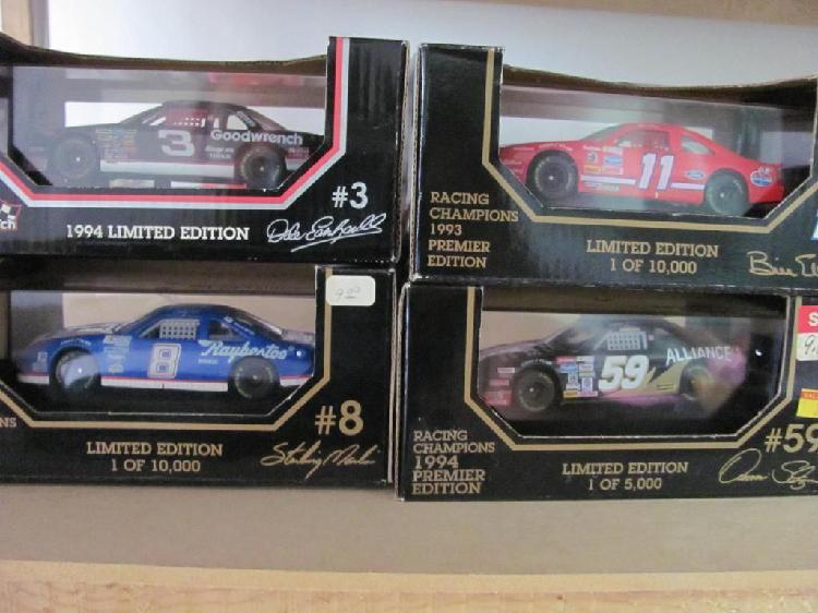 Carros de coleccion edicion limitada..1994..carros