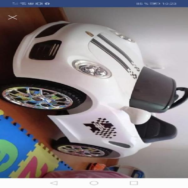 Carro eléctrico niños