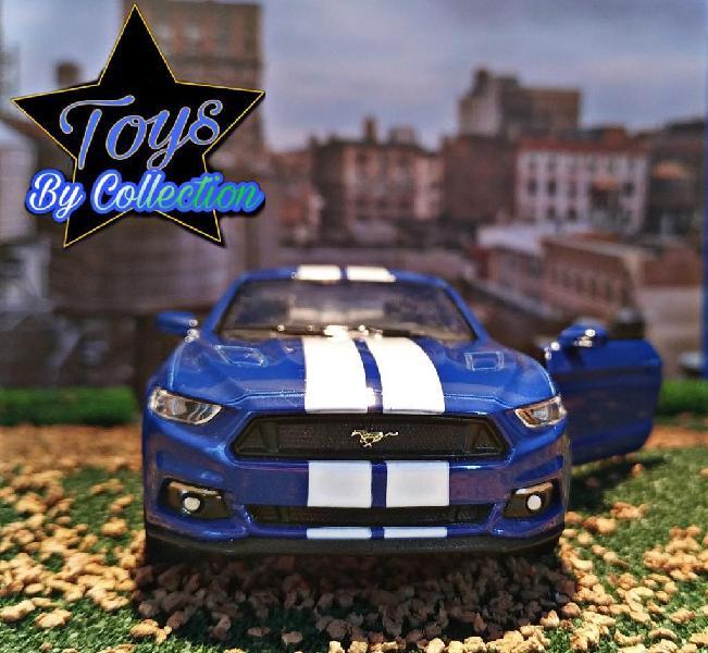 Carros colección ford mustang gt 2015